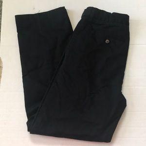 St. John's Bay black worry free comfort ease pants